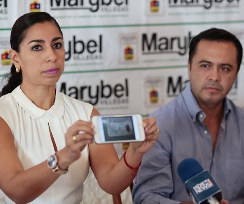 Dictan formal prisión al atacante de notario Jorge Para Moguel, esposo de la diputada Marybel Villegas
