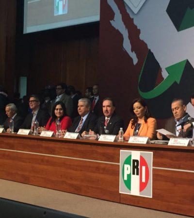 """""""SE INSTRUYE…"""": Destacan medios revés de Borge por obligación del PRI a respetar paridad de género en candidaturas"""