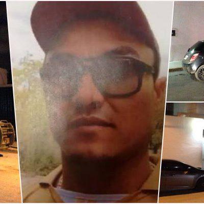 DAN GOLPE AL NARCO EN EL NORTE DE QR: En Playa interceptan trailer con precursores químicos y en Cancún cae capo identificado como 'El Pipo'