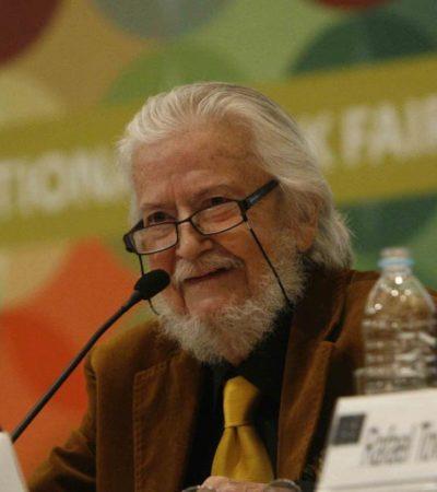 DAN EL CERVANTES A FERNANDO DEL PASO: El escritor mexicano, autor de José Trigo y Noticias del Imperio, recibirá el Nobel de las letras hispanas