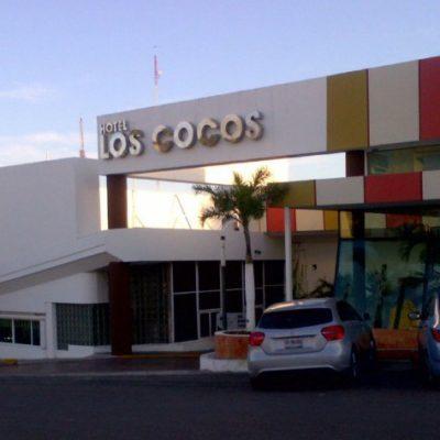 Capturan al presunto violador de una mujer en el interior del hotel 'Los Cocos' de Chetumal