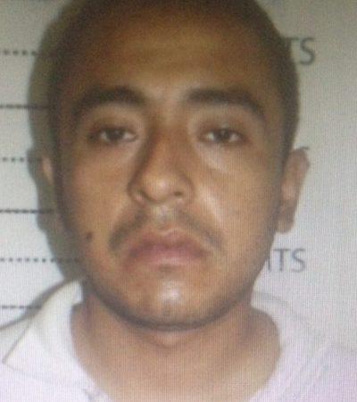 Dos días después de ser detenido, consignan a César Castillo por asesinato de Abril Alejandra en Zona Hotelera de Cancún