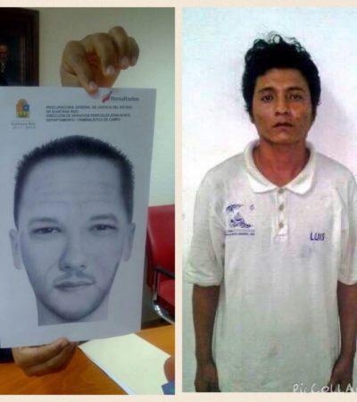 Dan formal prisión a 'El Peque', presunto asesino de Marifer en Cancún