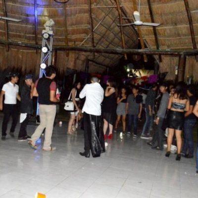 Suspenden fiesta ilegal de Halloween en Chetumal
