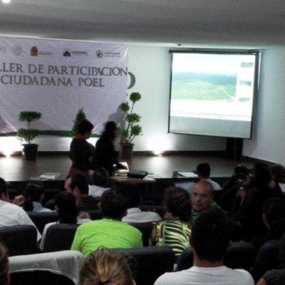 En medio de la polémica por desarrollo inmobiliario, naufraga reunión para actualizar el POEL en Cozumel