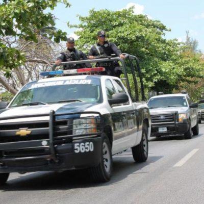 Acuerdan nuevas estrategias de vigilancia para enfrentar violencia en Cancún