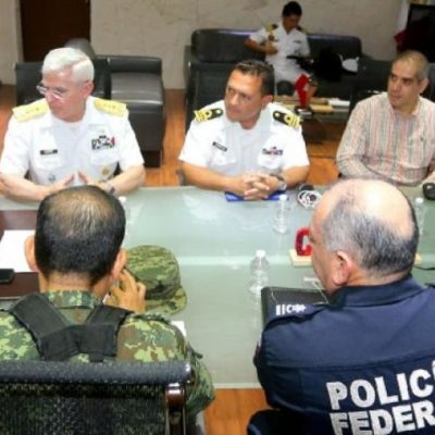 Anticipan llegada de la Gendarmería a Cancún para sumarse a operativos de vigilancia