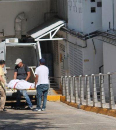 Demandan aclarar muerte de matrimonio de turistas canadienses en hotel Palace Playacar