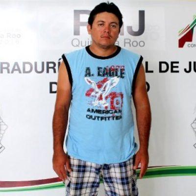 CONSIGNAN A ESPOSO ASESINO: 'El Huero' enfrenta proceso por matar a puñaladas a Yolanda Sánchez Pérez en Chetumal