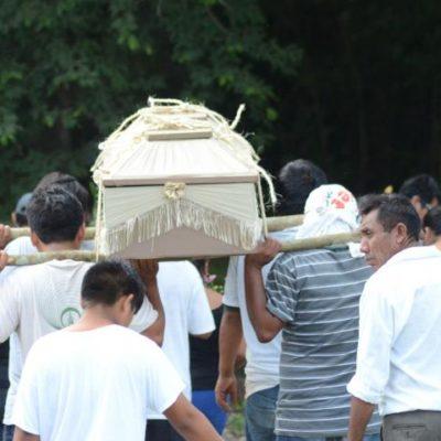 LLANTO Y SED DE JUSTICIA: Sepultan en Chunhuas y Betania a 7 víctimas de accidente en carretera de FCP