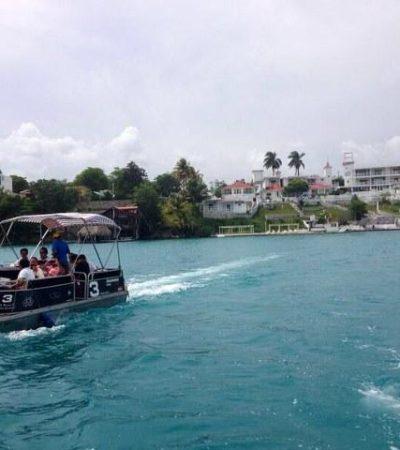 Clausuran 10 hoteles en Bacalar por verter aguas residuales a la laguna