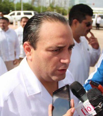 """""""VAMOS A PERSEGUIR Y PRESENTAR…"""": Dice Gobernador que desaparecerán todo rastro del 'Cártel de Cancún'"""