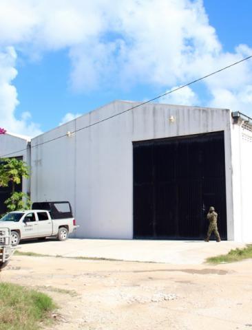 Después de 72 horas, siguen sin liberar orden de cateo para narcobodega descubierta en Bonfil