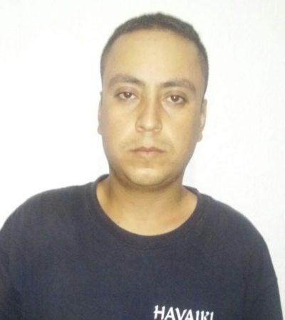 Policía municipal detenido con narco del 'Cártel de Cancún' tenía 8 años en la corporación