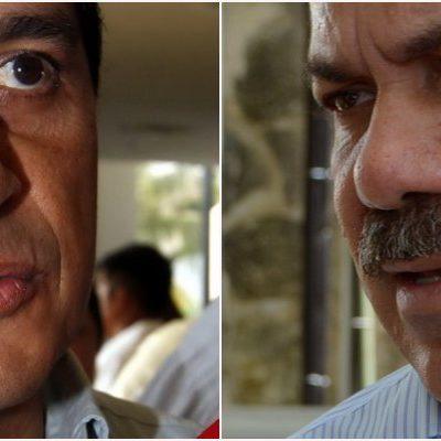 """SUMA CARLOS FUERZAS: """"Vamos a a apoyar con todo"""", se pronuncia Julián Ricalde; """"para que la cuña apriete tiene que ser del mismo palo"""", dice"""