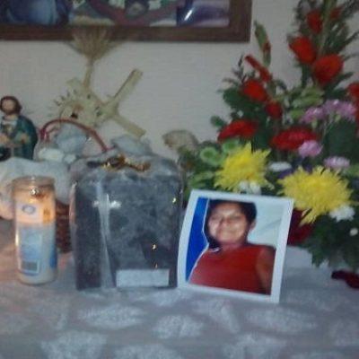 Trasladan a Chetumal cuerpo de mujer asesinada en Playa del Carmen cuyo crimen trató de ocultar la Procuraduría