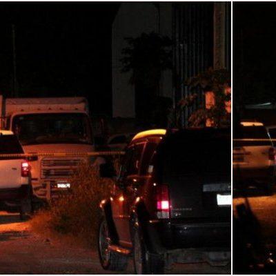 CATEAN NARCOBODEGA EN BONFIL: Después de 5 días, aseguran en Cancún cubetas con supuestos químicos y otros objetos pertenecientes al CJNG