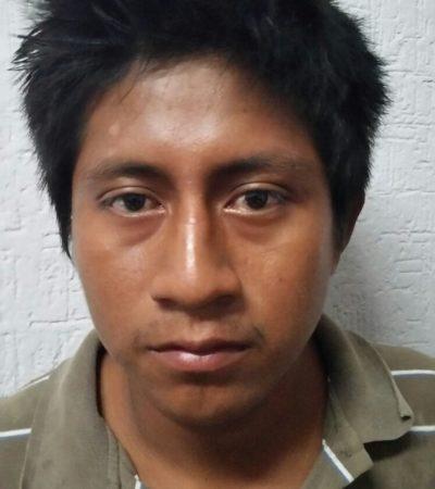 Detienen a hombre por allanamiento; lo implican en asesinato en Puerto Morelos