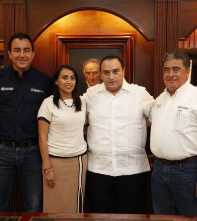 ENROQUES EN GABINETE DE BORGE: Tras malbaratar futuro de la CAPA, sale Paula González con 'blindaje'; Gustavo Guerrero, relevo; hay más cambios
