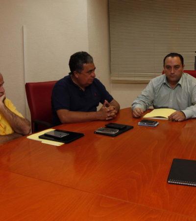 DOS DETENIDOS, TRES IDENTIFICADOS: Reaparece Borge en reunión para analizar avances de asesinatos de mujeres en Cancún
