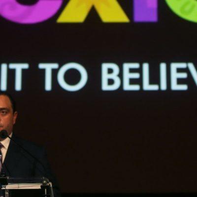 PEGA VIOLENCIA A BORGE EN PLENO VUELO: Mientras Cancún se hunde en una espiral de inseguridad, Gobernador se placea en Londres