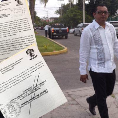 """Por acoso laboral """"y otras denuncias"""", sindicato pide la cabeza del director del Hospital General de Chetumal"""
