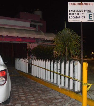 Investigan nexos con el narcomenudeo de empleado de Coco Bongo asesinado en la Zona Hotelera de Cancún