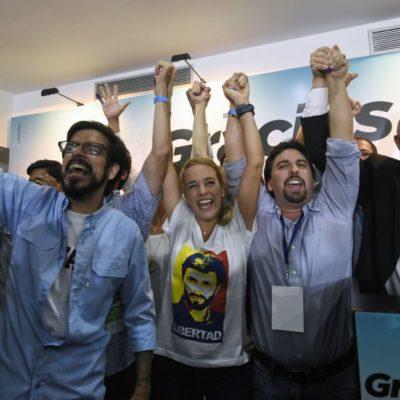 HISTÓRICA ELECCIÓN EN VENEZUELA: Tras 17 años, arrebata la oposición al chavismo mayoría de la Asamblea Nacional; reconoce Maduro la derrota