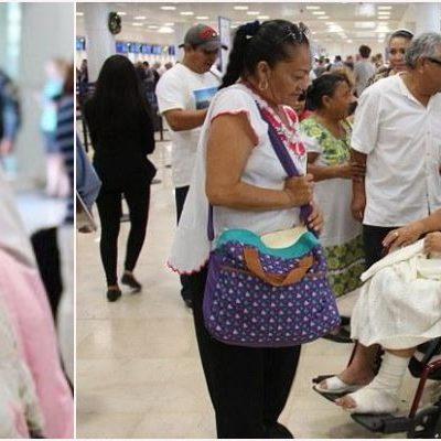 OTRO ABUELITO PIERDE EL OJO: Ni en el DF pudieron salvar la vista a uno de los afectados por negligencia médica en clínica ISVI de Cancún