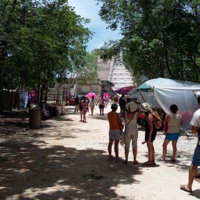 Rechazan posibilidad de que Chichén Itzá sea excluida de las '7 Nuevas Maravillas' por ambulantaje
