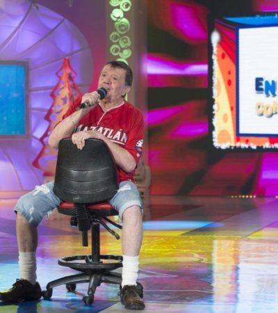 """""""ES HORA DE APAGAR LAS LUCES"""": Transmite Xavier López 'Chabelo' su último programa 'En Familia' tras 48 años al aire"""