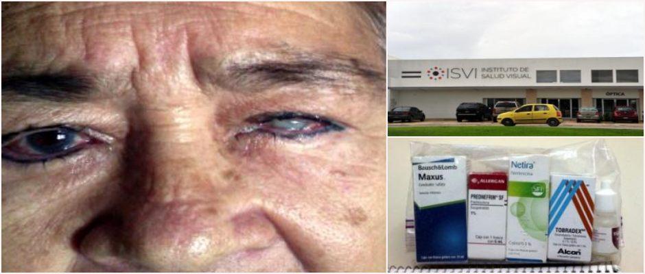 ISVI TENDRÁ QUE RESPONDER: Admite Sesa irregularidades y falta de permisos en clínica privada de Cancún; deberán enfrentar consecuencias por dejar ciegos a 27 ancianitos, advierte; sigue pesadilla para los afectados