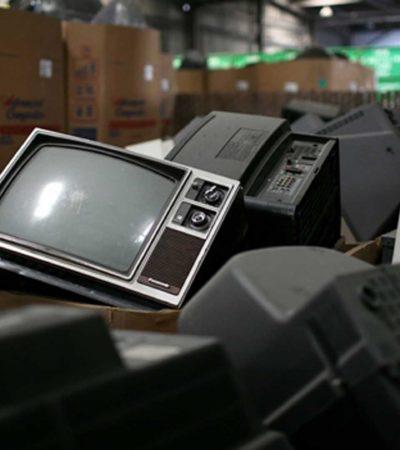 INICIA EL APAGÓN ANALÓGICO EN QR: En Chetumal y FCP se deja de transmitir hoy la vieja señal; en el resto del estado, para el 31 de diciembre