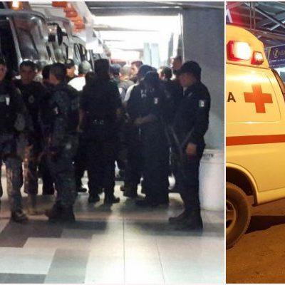 CONFIRMAN ESCAPE DE ASALTANTES DE ADO: Policías detenidos no están implicados, aclara PGJE; botín recuperado asciende a $358 mil