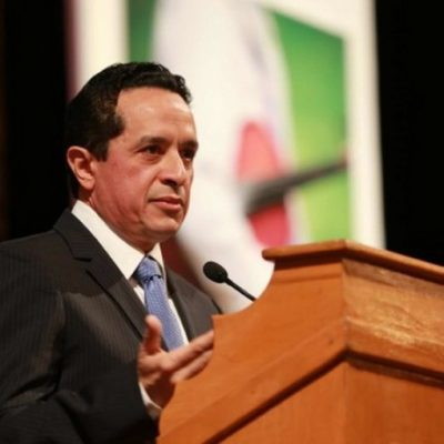 PRIMER PASO RUMBO A LA ALIANZA: Mañana se registrará Carlos Joaquín como candidato del PRD a la gubernatura de QR; alista PAN su convocatoria