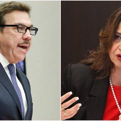 Designa Senado a Norma Lucía Piña y Javier Laynez Potisek como ministros de la SCJN