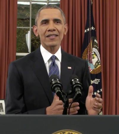 """""""DERROTAREMOS AL TERRORISMO"""": Tras atentado en San Bernardino, Obama busca unificar esfuerzos para combatir a radicales"""