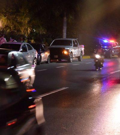 SE ENCIENDEN ALARMAS POR INSEGURIDAD EN CANCÚN: Atacan a mujer a un costado de ciclopista de la Zona Hotelera; niegan intento de violación