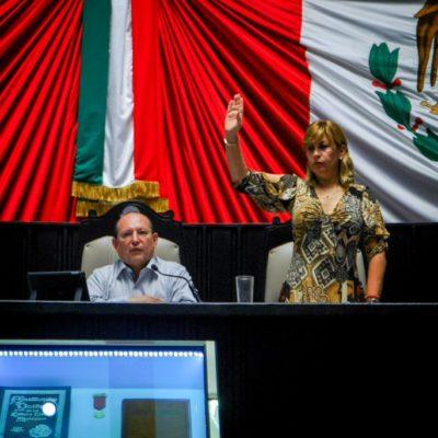 MAYORITEAN PRESUPUESTO DE BORGE SIN CAMBIOS: Por falta de transparencia, diputados del PAN votan en contra; queda en 24 mil 485 mdp