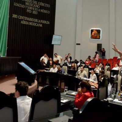 LE DAN 'TIJERETAZO' A 'CUENTAS ALEGRES' DE PAUL: Frena el Congreso 'abusiva' iniciativa del Alcalde para subir impuestos en Cancún para compensar recorte por nuevo municipio; 'mochan' presupuesto de Puerto Morelos