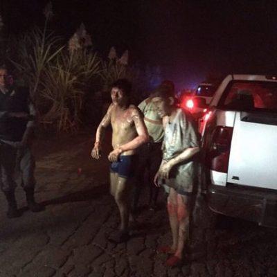 Tras flamazo en un ducto de Pemex en Tabasco, confirman un muerto y 7 heridos