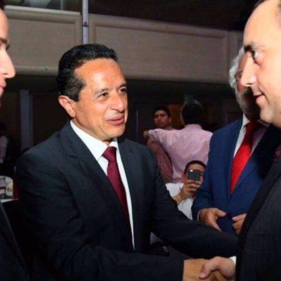 ADELANTA CARLOS JOAQUÍN 'REGALO' A BORGE: Anticipa el subsecretario federal de Turismo su salida de la Sectur para buscar candidatura en QR