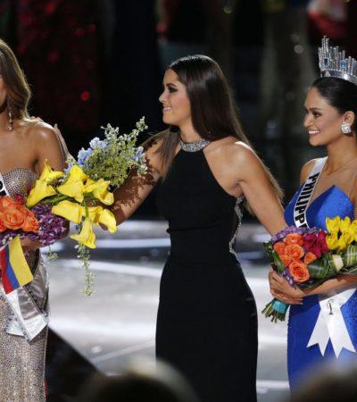 ¡VAYA PIFIA!: Anuncian a Miss Colombia como Miss Universo y luego le quitan la corona porque la ganadora era Miss Filipinas
