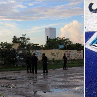 IDENTIFICAN AL DESCUARTIZADO DE LA SM 64: Del 'Pillín', un vendedor de drogas, los restos del ejecutado hallado entre la basura en Cancún