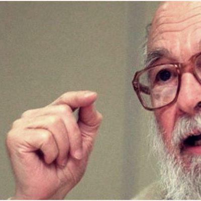 """""""MI APOSTOLADO ERA OTRO"""": A los 86 años fallece Enrique Maza, periodista, poeta, sacerdote jesuita y fundador de Proceso"""