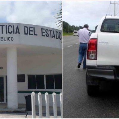 APARECE HIJO DE FUNCIONARIO: Sano y salvo, y supuestamente sin pago de rescate, encuentran rumbo a Chemax a vástago de Gilberto Gómez Mora