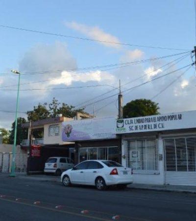 CIERRA FINANCIERA UNAPOP: Dejan de operar sucursales en 4 municipios; ahorradores temen nuevo fraude