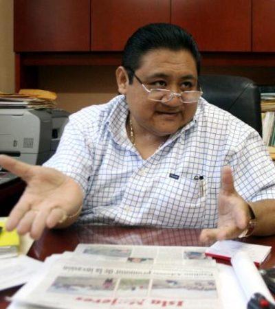 Ex notario y ex suprocurador ahora defiende a policía ligado al narcotráfico en Cancún