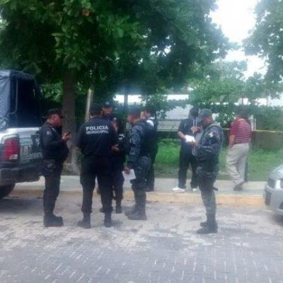 Desnudo y sin huellas de violencia, encuentran muerto a un hombre en área verde de la Región 85