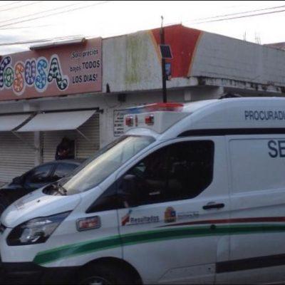 Botín de más de $35 mil en atraco a tienda Dunosusa en la Región 99